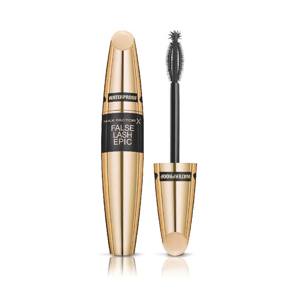 Max Factor False Lash Epic Volume Waterproof Mascara - 001 Black, Zwart