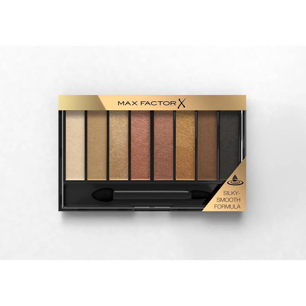 Max Factor Masterpiece Nude Palette oogschaduw - 2 Golden Nudes