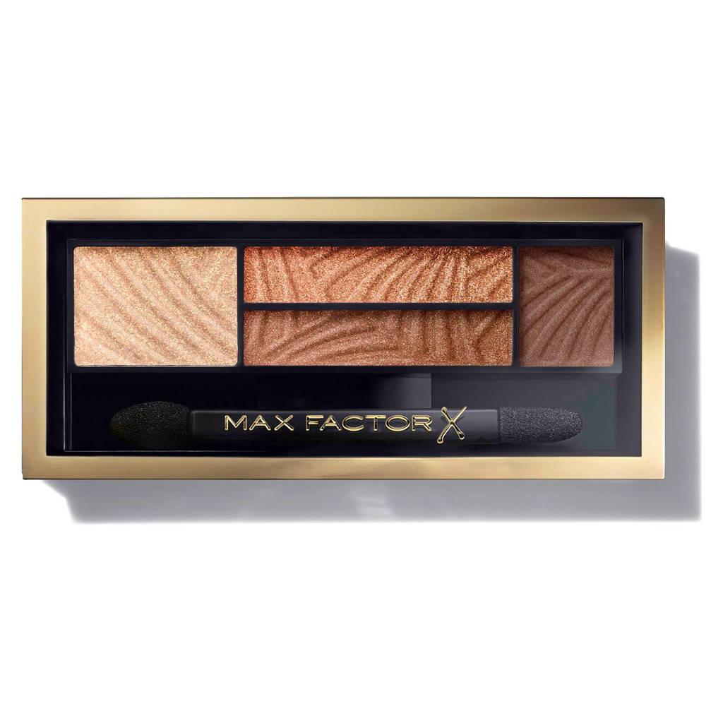 Max Factor Smokey Eye Drama oogschaduwpalet - 3 Sumptuos Gold