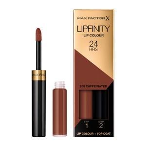 Lipfinity Lip Colour 2-step Long Lasting lippenstift - 200 Caffeinated