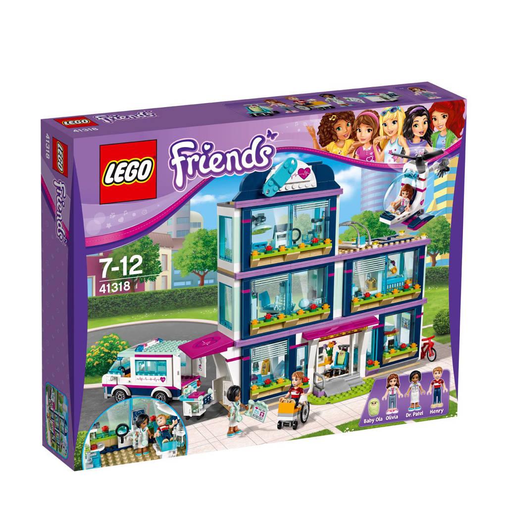 Lego Friends Heartlake Ziekenhuis 41318 Wehkamp