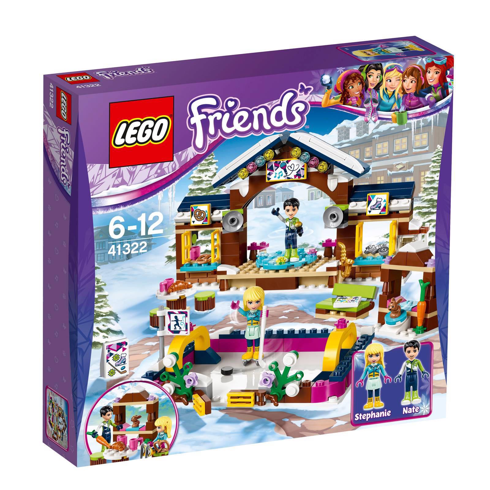 lego 174 friends wintersport ijsbaan 41322 eerstspeelgoed nl