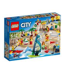 City Personenset – plezier aan het strand 60153