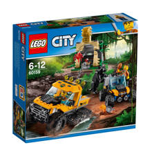 City Jungle missie met halfrupsvoertuig 60159