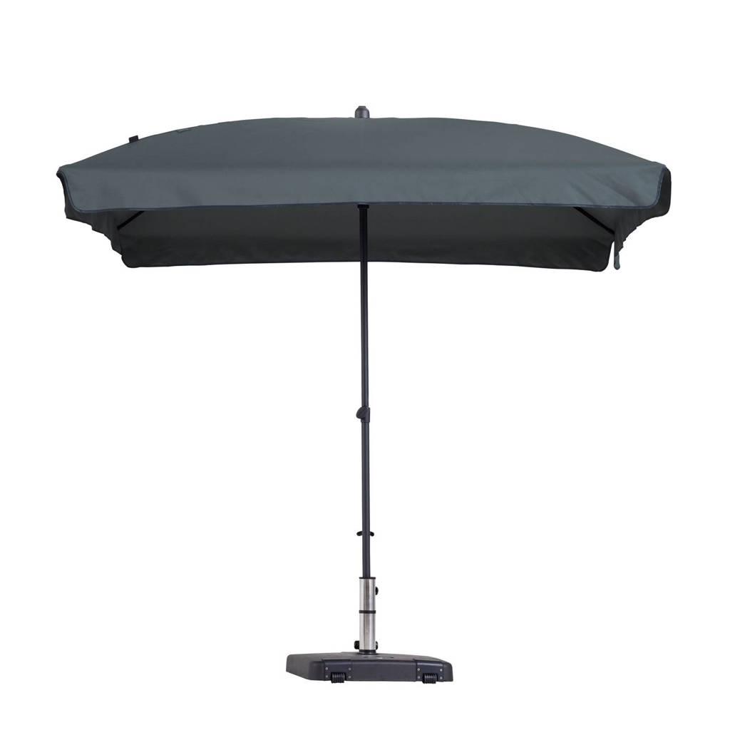 Madison parasol Patmos luxe (210x140 cm), Grijs