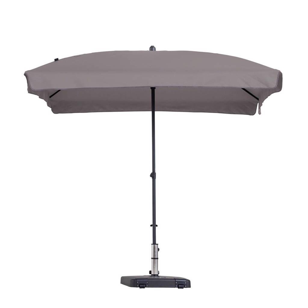 Madison parasol Patmos luxe (210x140 cm), Taupe