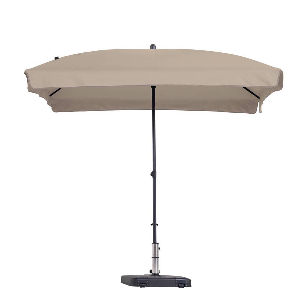 Madison parasol Patmos luxe (210x140 cm), Ecru
