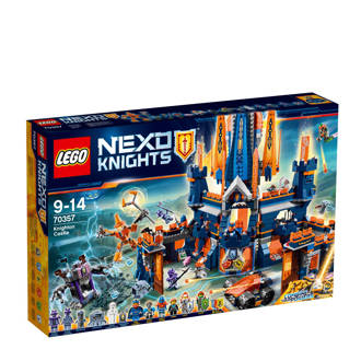 Nexo Knights Knighton kasteel 70357