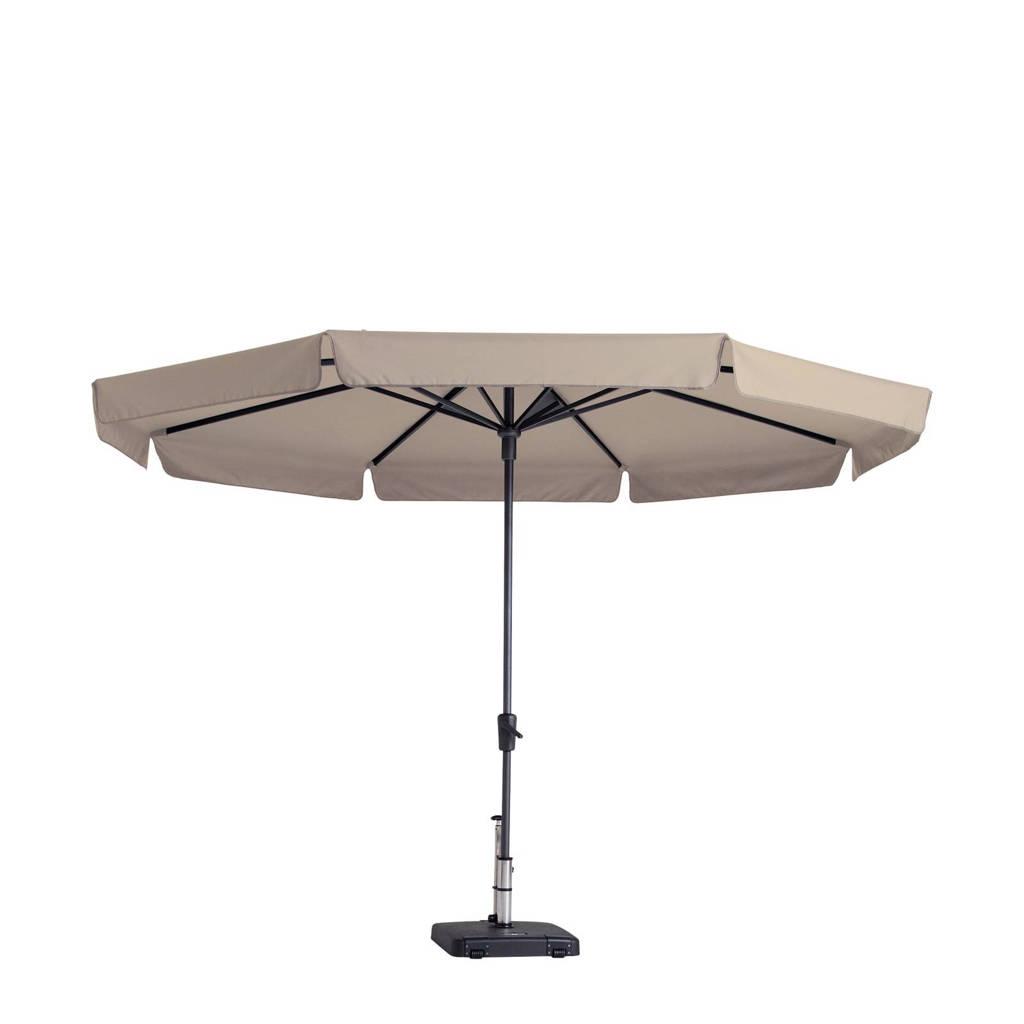 Madison parasol Syros luxe (ø350 cm), Ecru