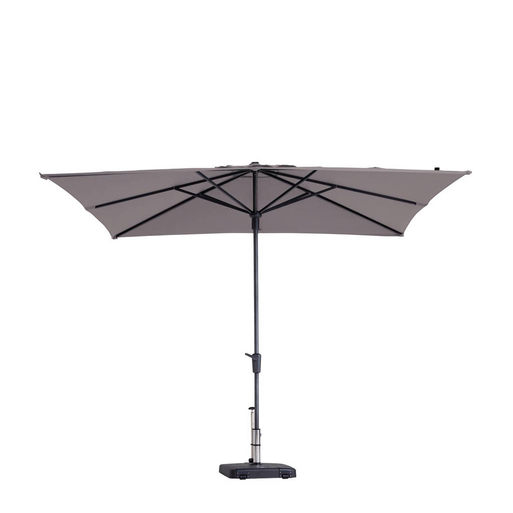Madison parasol Syros luxe (280x280 cm), Taupe