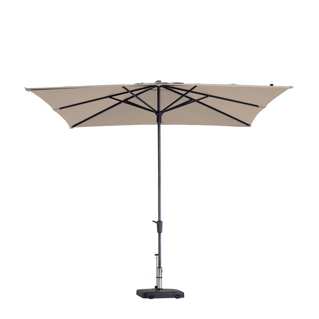 Madison parasol Syros luxe (280x280 cm), Ecru