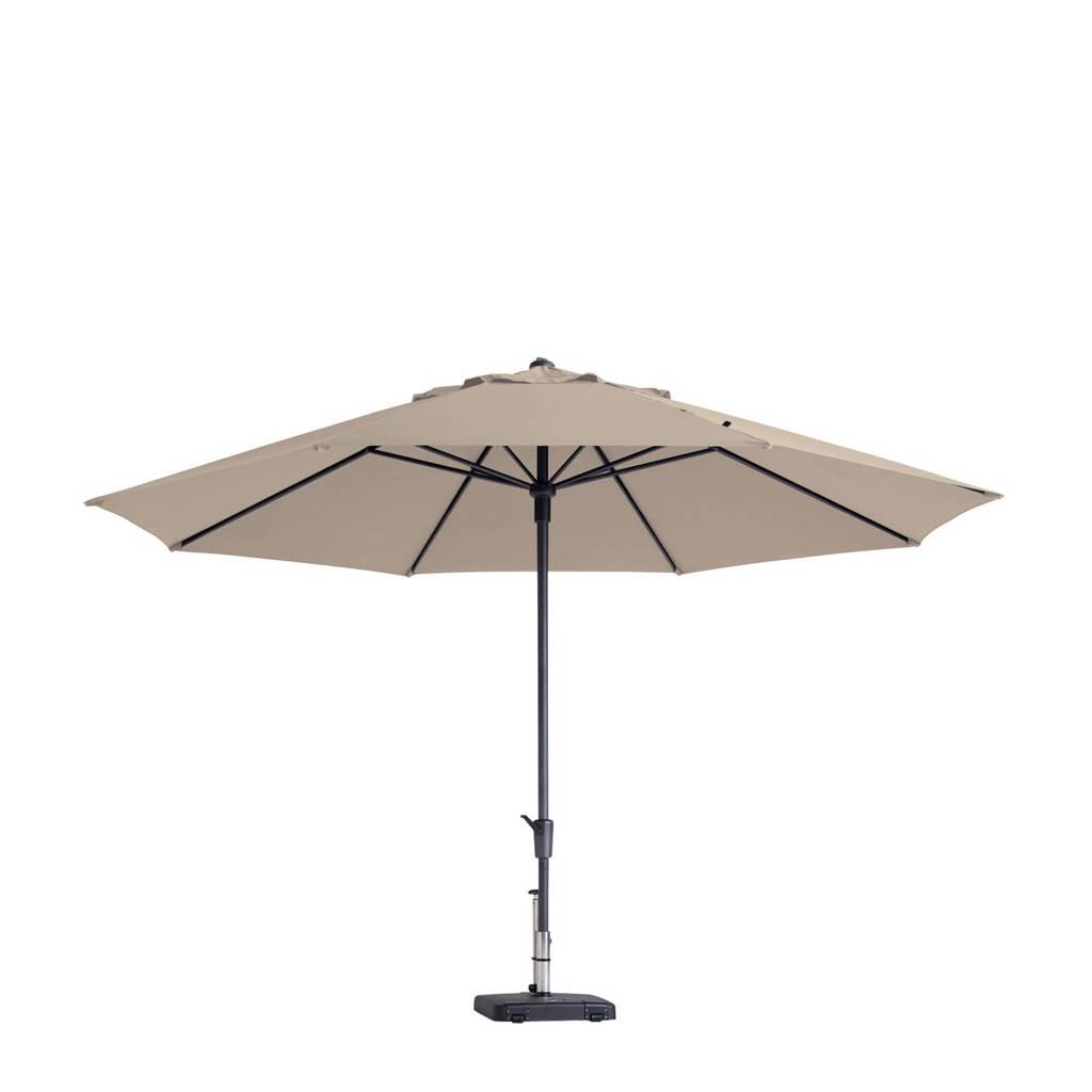 Madison parasol Timor luxe (ø400 cm), Ecru