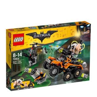 Batman Movie Bane giftruck-aanval 70914