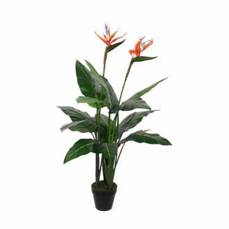 kunstplant Strelitzia (h110 cm)
