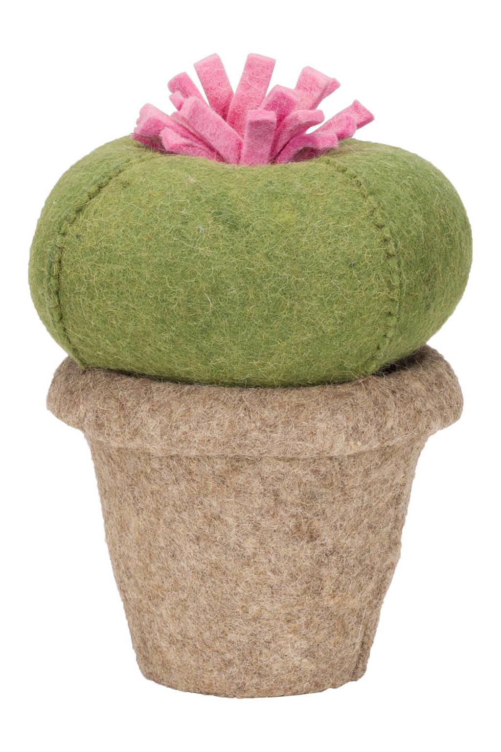 Kidsdepot Queen cactus, Groen/beige