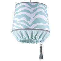 Kidsdepot Zebra hanglamp, Groen