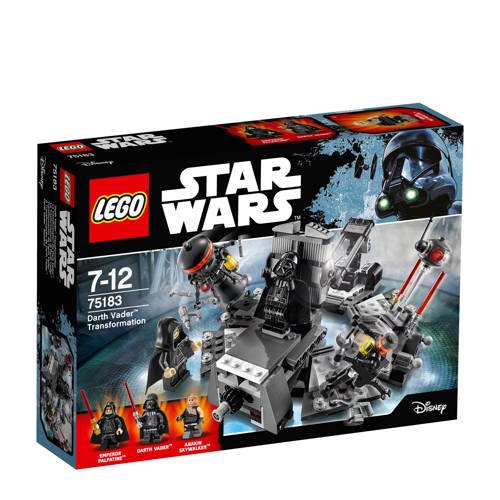 LEGO Star Wars Darth Vader transformatie 75183 kopen