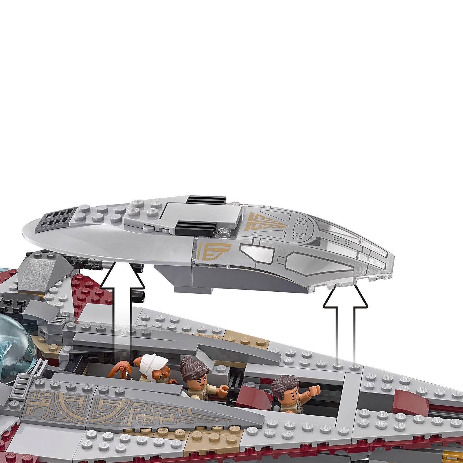 Lego Star Wars De Arrowhead 75186 Wehkamp Starwars The