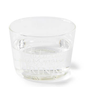 waterglas Natural Spring (Ø8,5 cm)