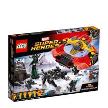 Super Heroes De definitieve strijd om Asgaard 76084
