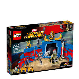 Super Heroes Thor vs. Hulk: arenagevecht 76088