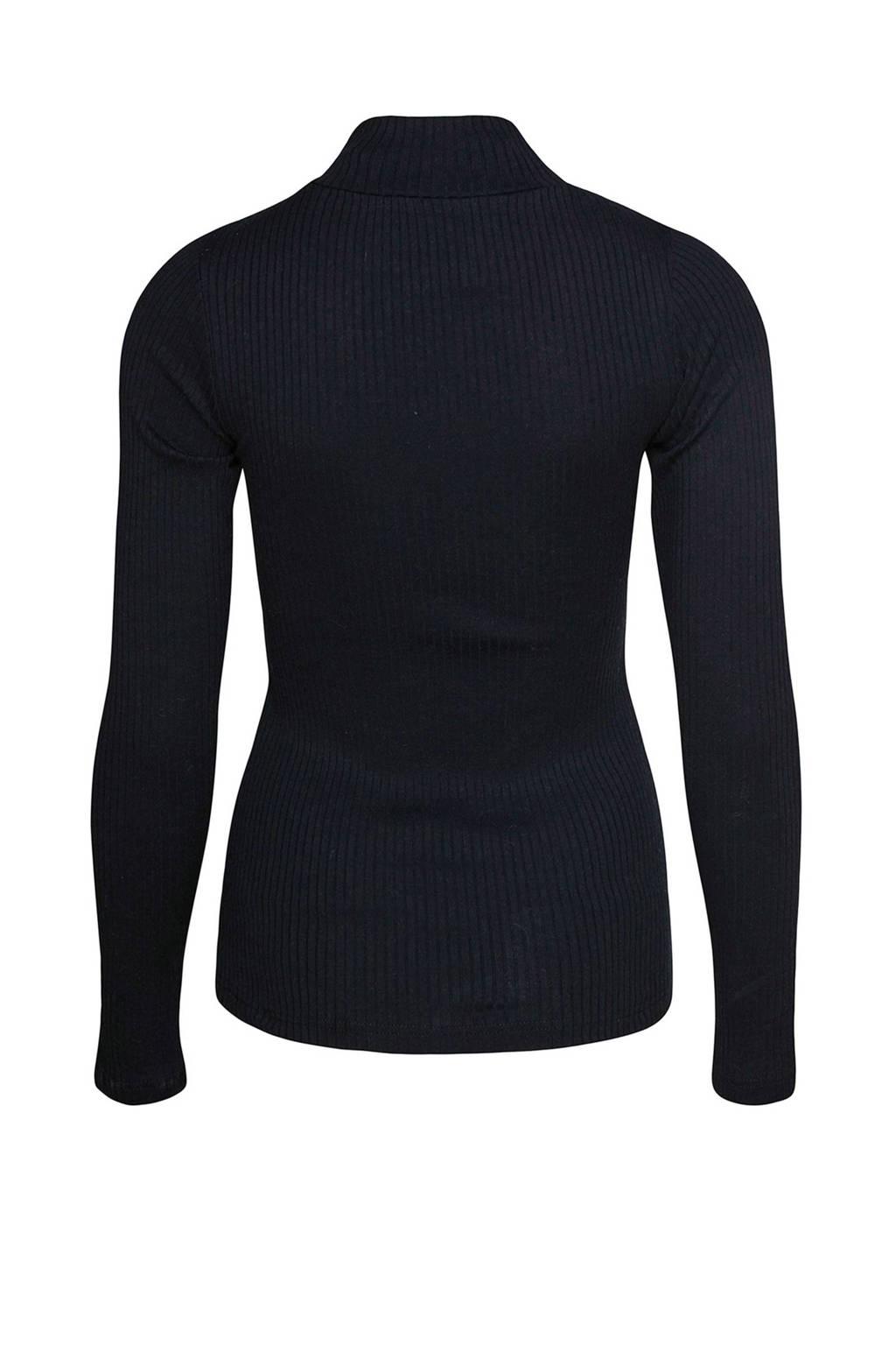 Sissy-Boy T-shirt, Zwart