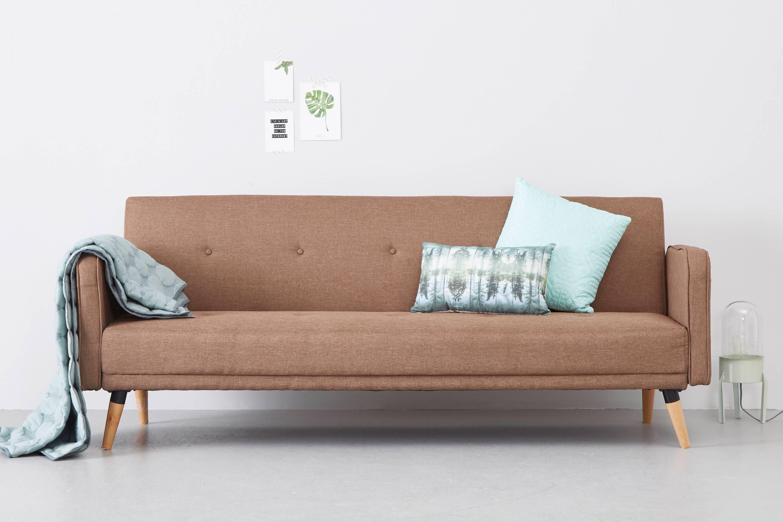 Slaapbank Wit Leer.Slaapbank Zwart Leer Innovation Idun Slaapbank Zwart With Design