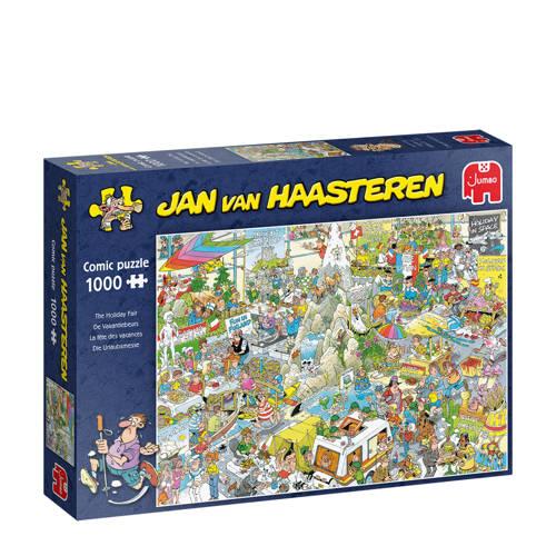 Jumbo Jan van Haasteren De vakantiebeurs legpuzzel 1000 stukjes kopen