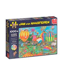 Jan van Haasteren Het ballon festival  legpuzzel 1000 stukjes