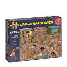 Jan van Haasteren Koningsdag  legpuzzel 1000 stukjes