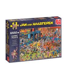Jan van Haasteren Rollerdisco  legpuzzel 1000 stukjes