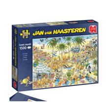 Jan van Haasteren de oase  legpuzzel 1500 stukjes