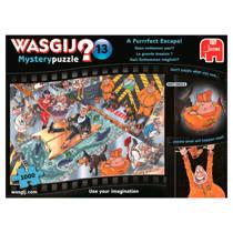 Jumbo  Wasgij Mystery geen ontkomen aan legpuzzel 1000 stukjes
