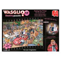 Jumbo  Wasgij Destiny INT het mag wat kosten! legpuzzel 1000 stukjes