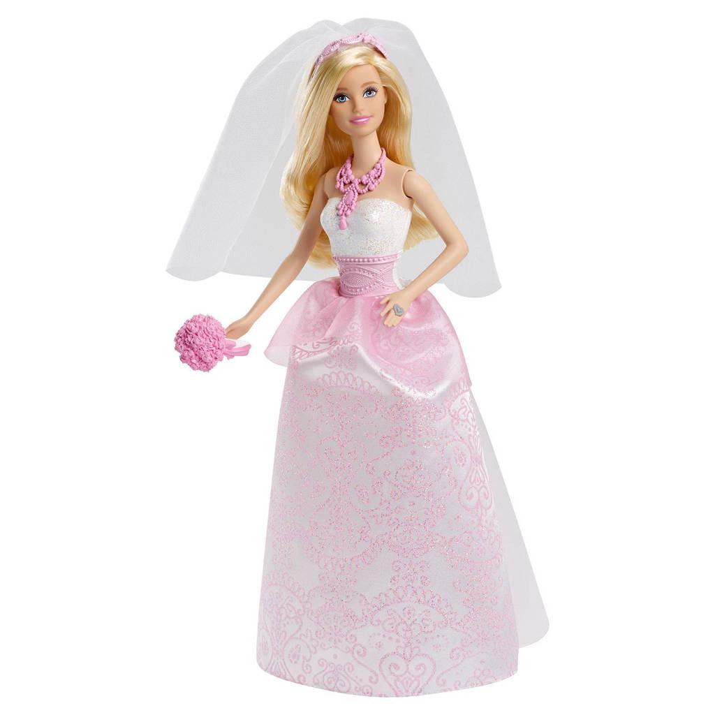 Barbie Fairytale Bruid