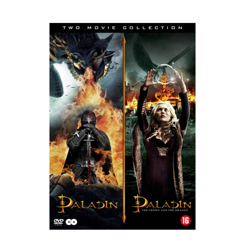 Two movie collection – Paladin (DVD)
