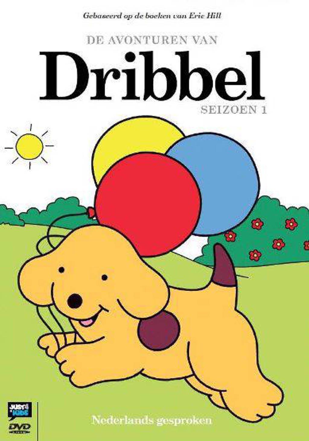 Dribbel - Seizoen 1  (DVD)