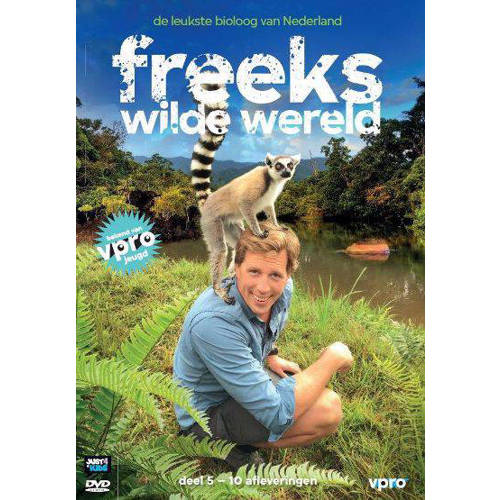 Freeks wilde wereld 5 (DVD) kopen