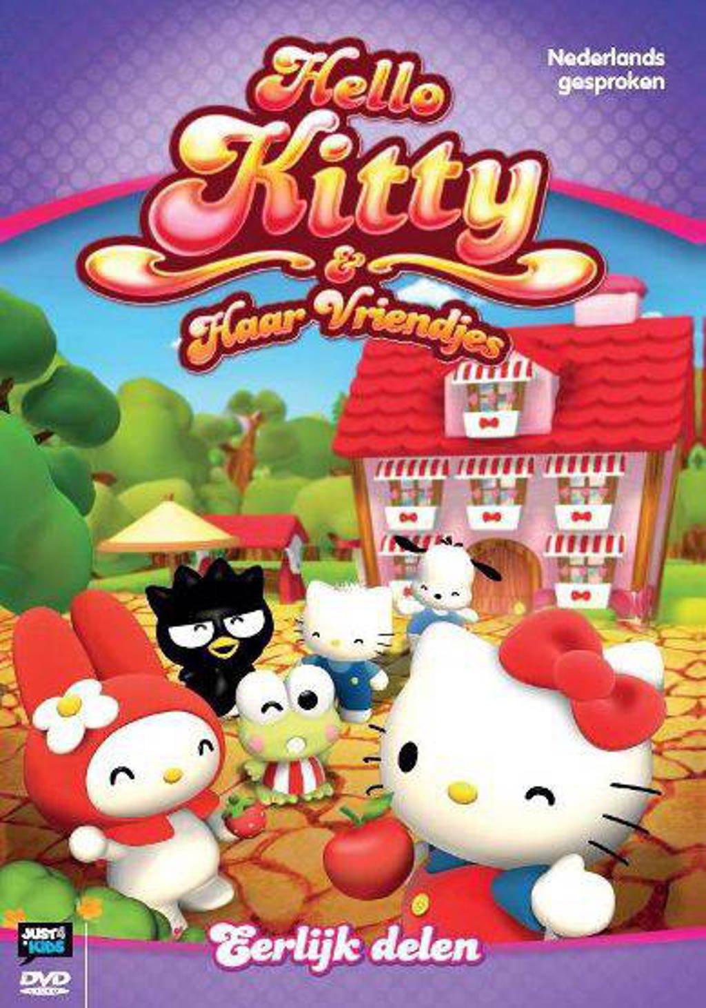Hello Kitty & haar vriendjes - Eerlijk delen  (DVD)