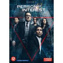 Person of interest - Seizoen 5 (DVD)