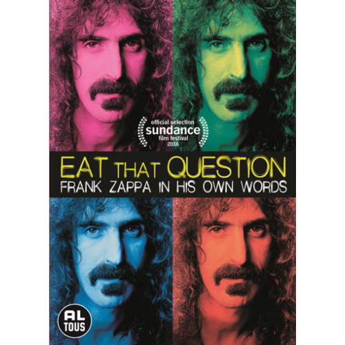 Eat that question - Frank Zappa in his own words (DVD) kopen