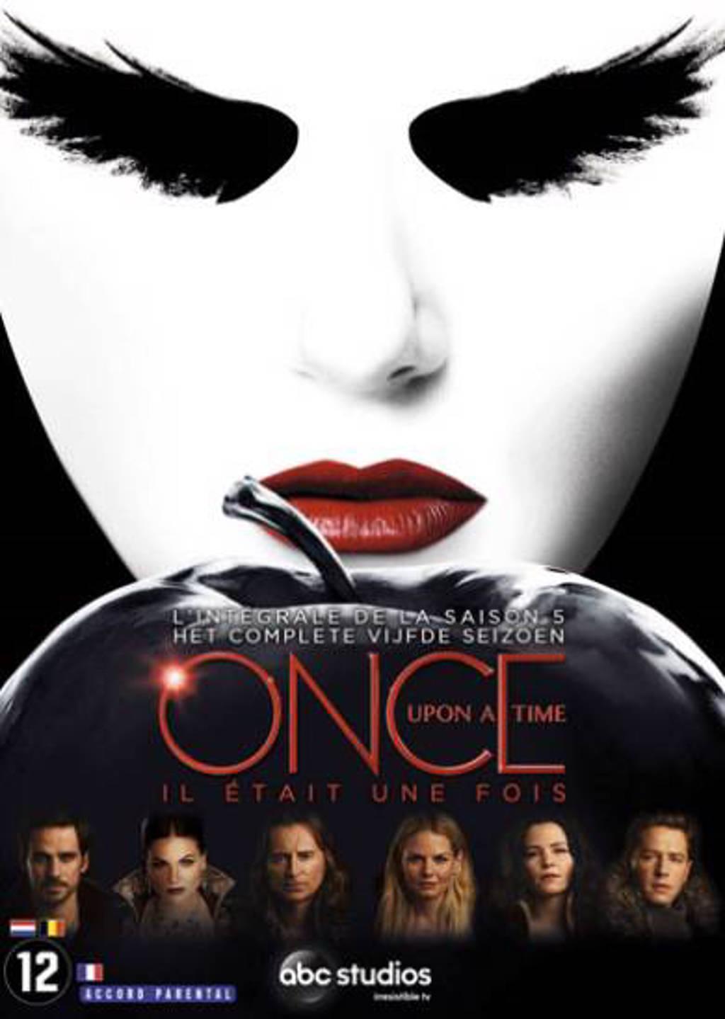 Once Upon A Time - Seizoen 5 (DVD)
