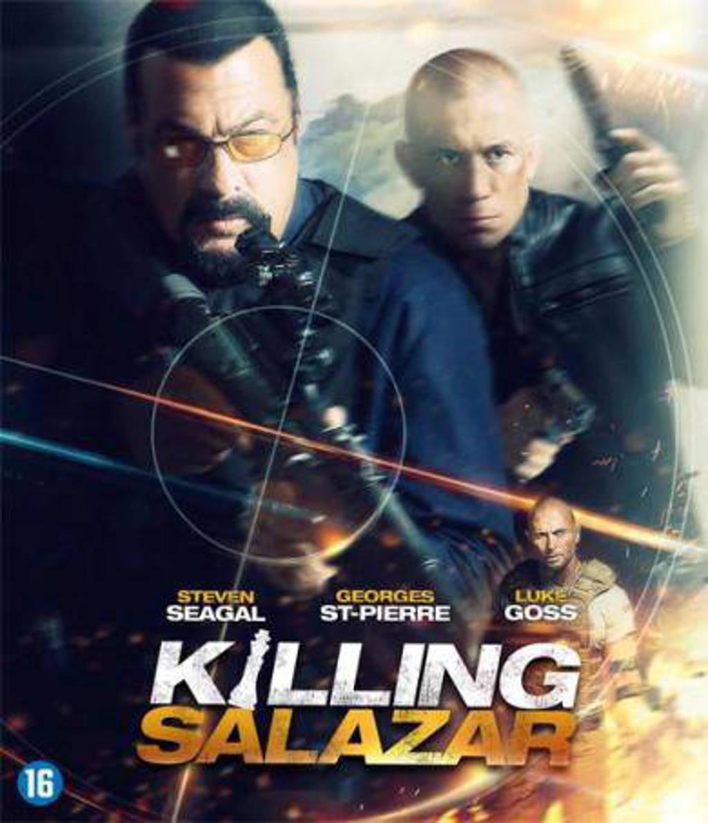Killing Salazar (Blu-ray)
