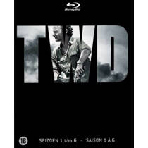 Walking dead - Seizoen 1-6 (Blu-ray)