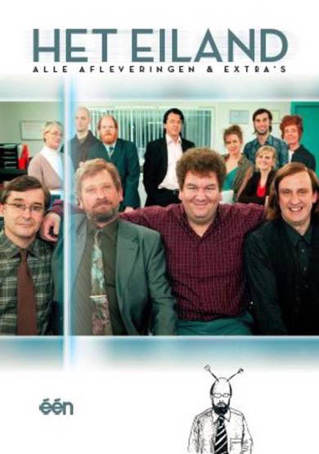 Het eiland (2010) (DVD)