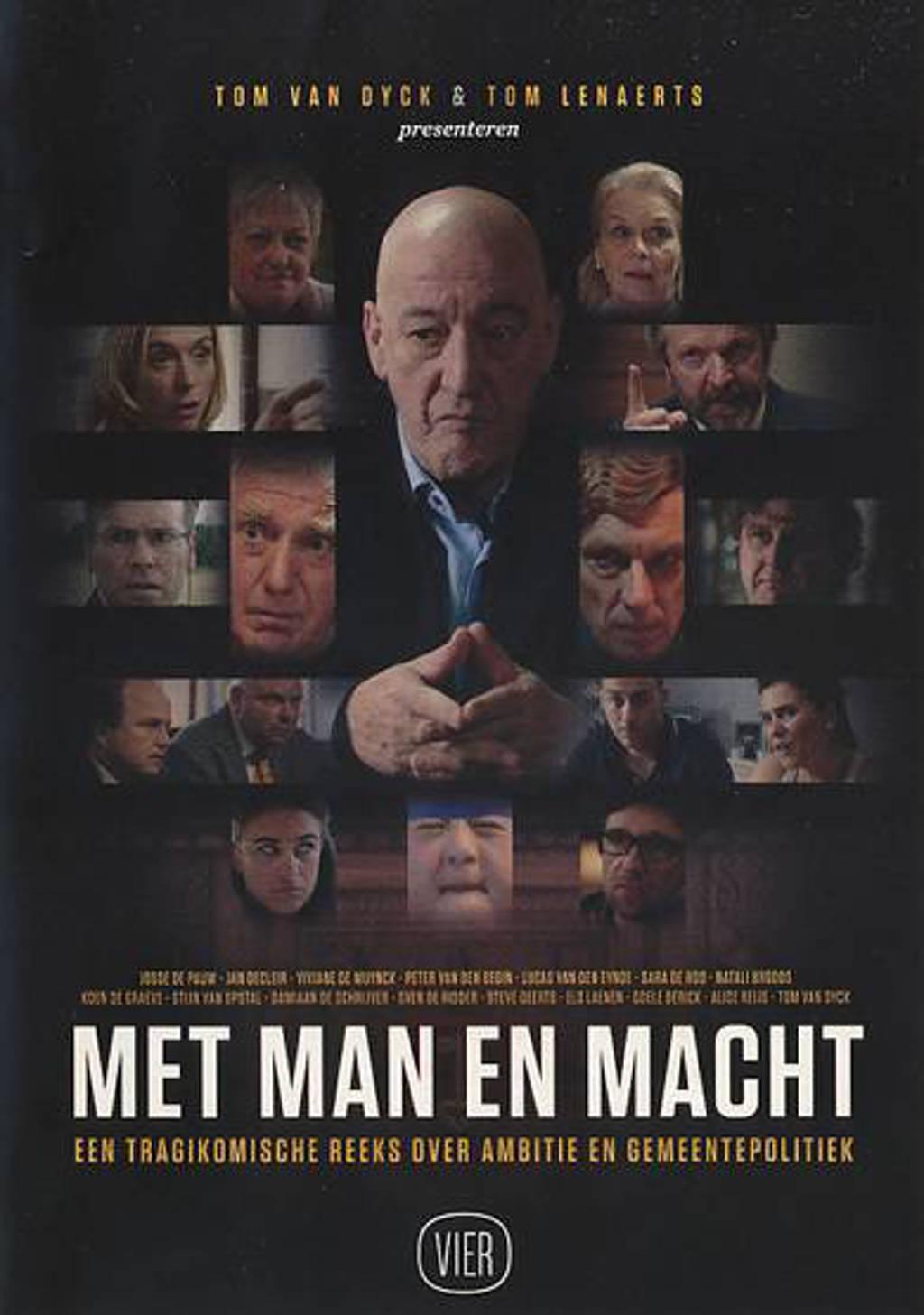 Met man en macht (DVD)