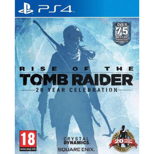 Rise of the tomb raider (PlayStation 4) kopen