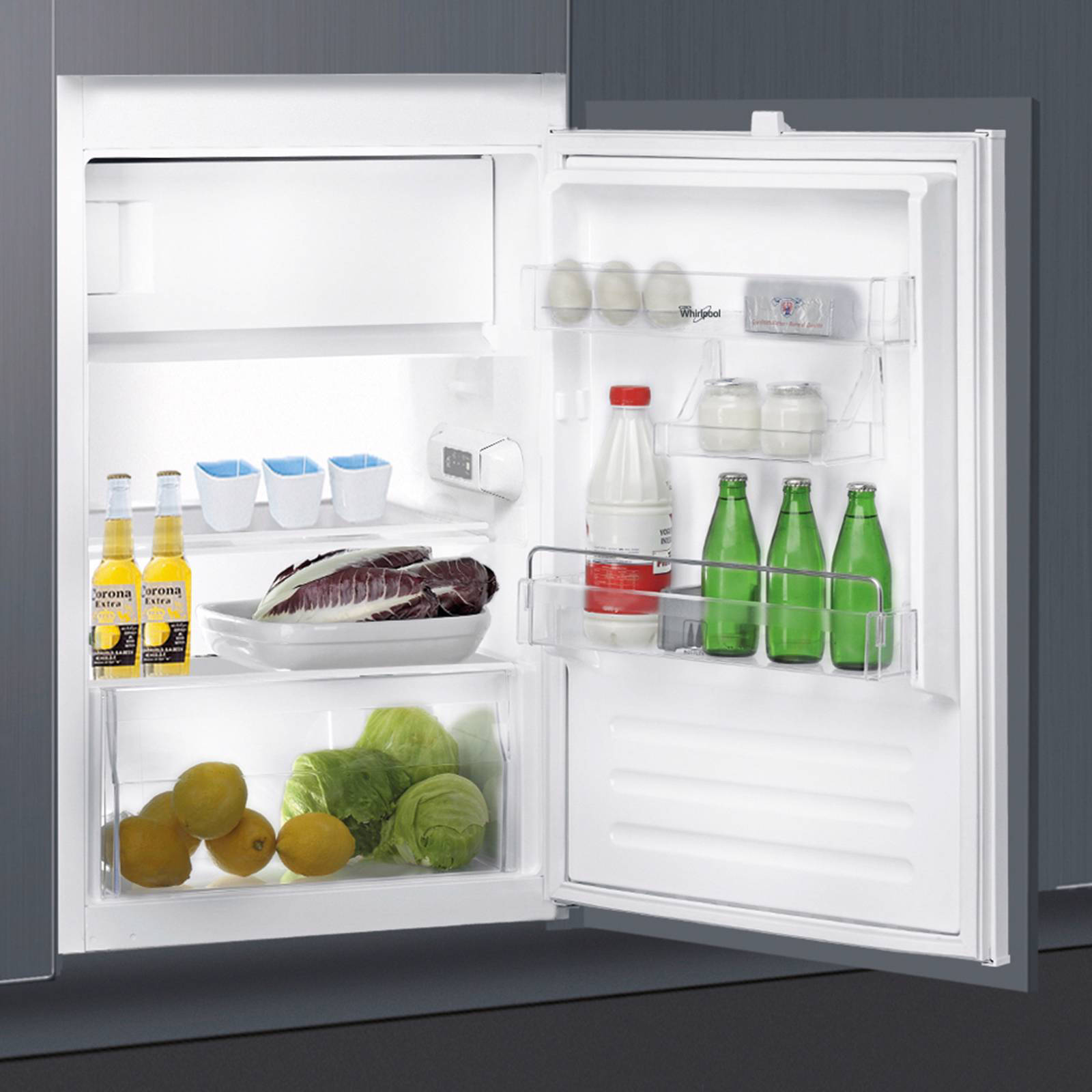 Whirlpool ARG 9472 A++ S inbouw koelkast