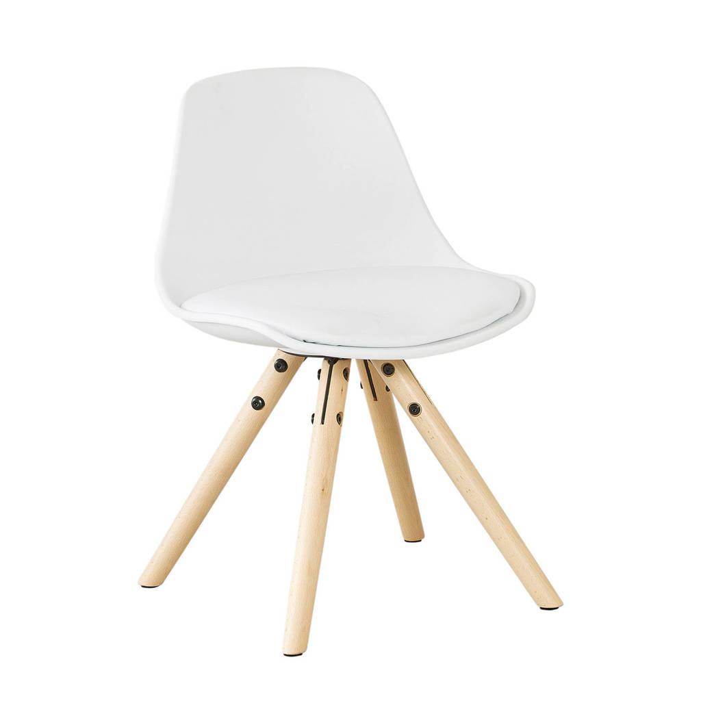 Houten Kinderstoel Wit.Whkmp S Own Kinderstoel Woody Wehkamp