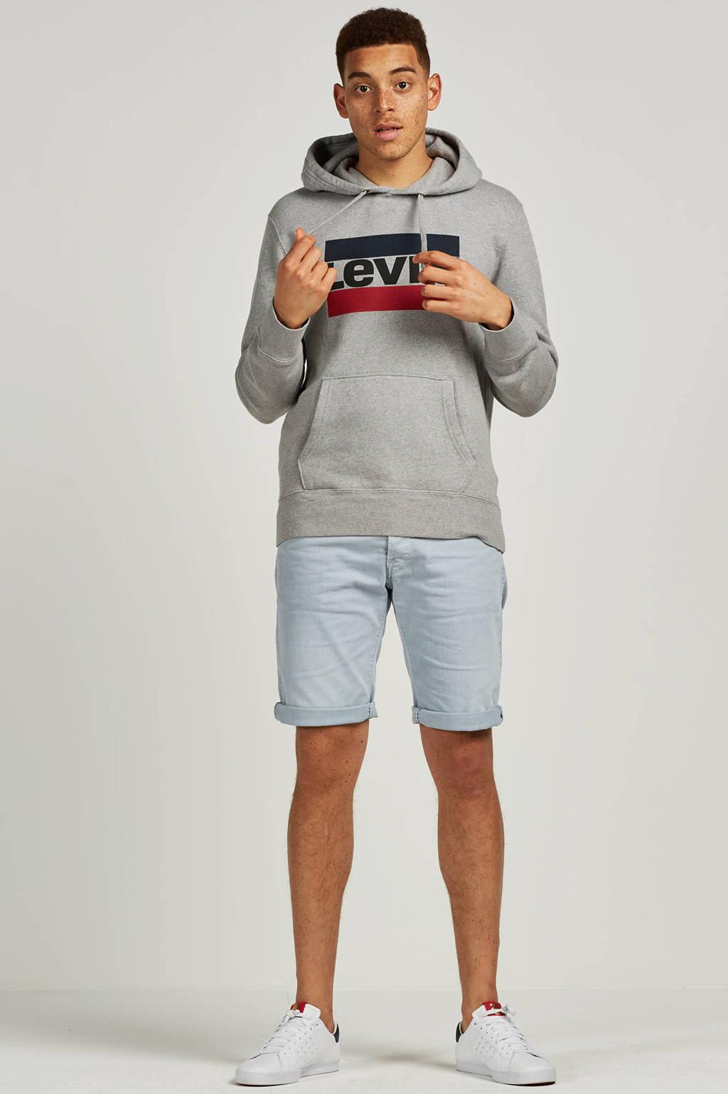 Levi's hoodie, Grijs